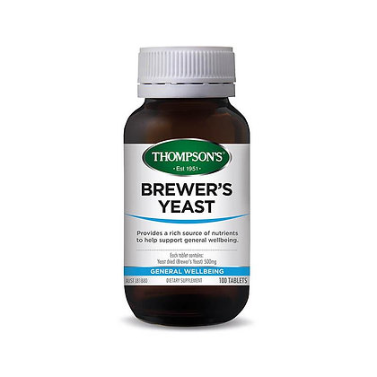 Thompsons - Brewers Yeast 100t