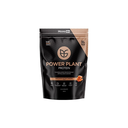 Prana On - Power Plant Protein Himalayan Salted Caramel