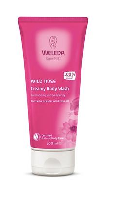 Weleda - Wild Rose Creamy Body Wash