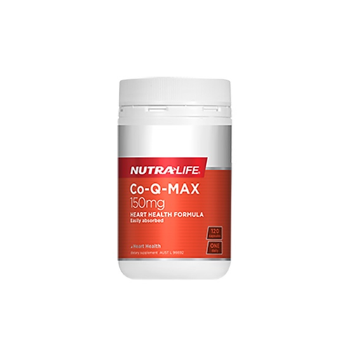 Nutralife - Co Q Max 150mg