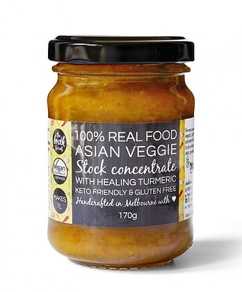 The Broth Sisters -  Asian Veggie Stock Concentrate