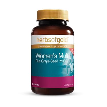 Herbs of Gold - Women's Multi Plus