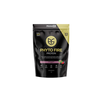 Prana On - Phyto Fire Protein Berry