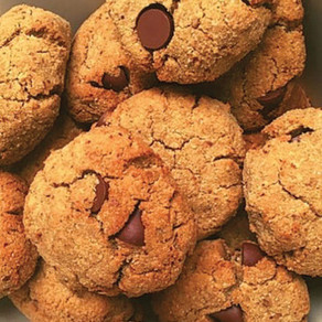Gingersnap Choc Chip Cookies