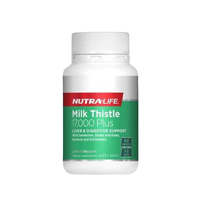 Nutralife - Milk Thistle 17,000
