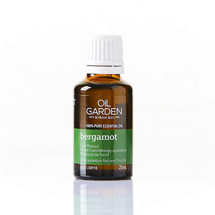 Oil Garden - Pure Essential Oil (Bergamot) 25ml