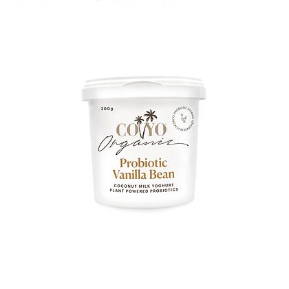 Coyo Organic  - Certified Organic Yoghurt Vanilla Bean