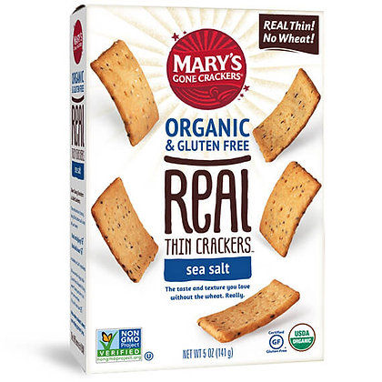 Mary's Gone Crackers - Sea Salt
