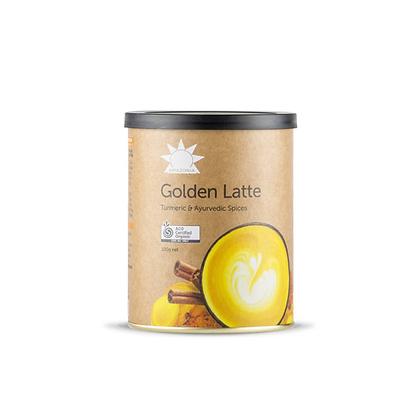 Amazonia - Golden Turmeric Latte 100g
