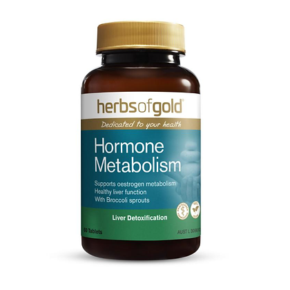 Herbs of Gold -Hormone Metabolism 60T