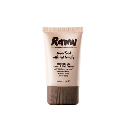 Raww - Nourish-ME Hand & Nail Cream