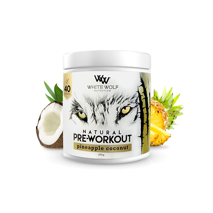 White Wolf - Pre Workout 250g