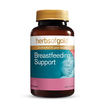 Herbs of Gold - Breastfeeding Support Double Strength 60T