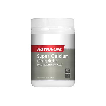 Nutralife - Super Calcium Complete 250t