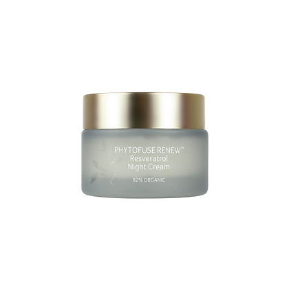 Inika - Phytofuse Renew Resveratrol Night Cream