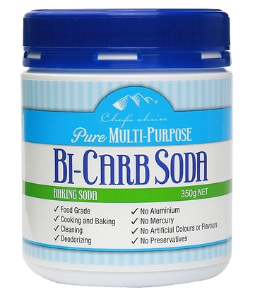 Chefs Choice Dessert - Pure Multi-Purpose Bi-Carb Soda 350g
