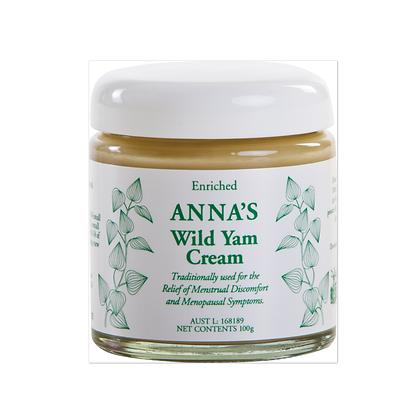 Anna's - Wild Yam Cream