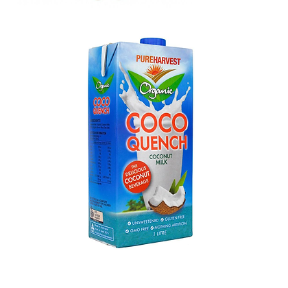 Pure Harvest - Coco Quench Milk 1ltr