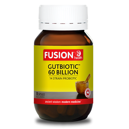 Fusion Health - GutBiotic 60 Billion