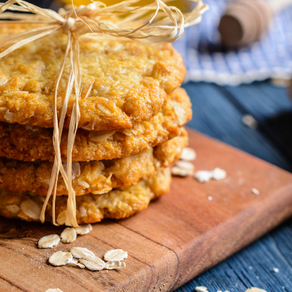 Anzac Biscuits Recipe: Made with Organic Ingredients