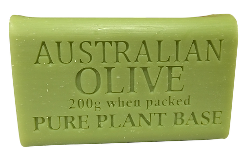 Destination Health - Australian Olive Pure Plant Oil Soap 200gm