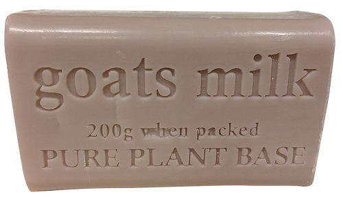 Destination Health - Goatsmilk Pure Plant Oil Soap 200gm