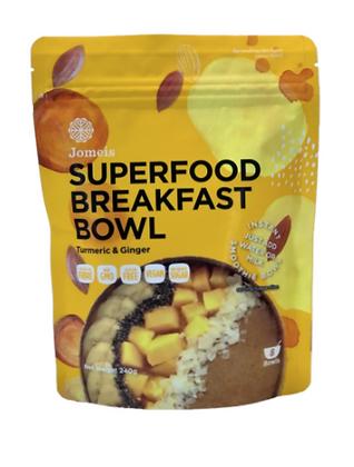 Jomeis Fine Foods - Superfood Breakfast Bowl Turmeric & Ginger