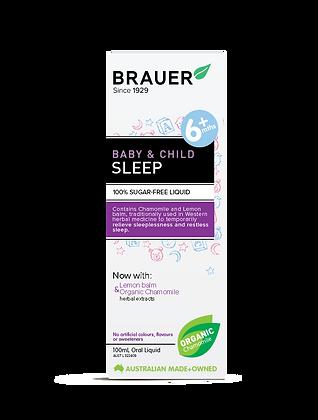 Brauer - Baby & Child Sleep 100ml