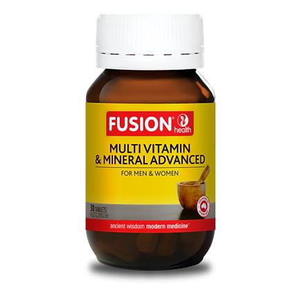 Fusion Health - Multi Vitamin Advanced