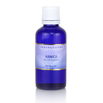 Springfields - Arnica Infused Oil 50ml
