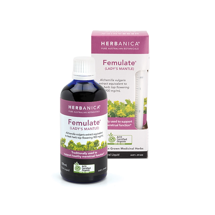 Herbanica - Femulate (Lady's Mantle) 100ml