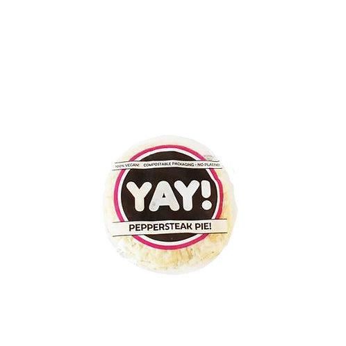 Yay Foods - Vegan Peppersteak Pie 150g