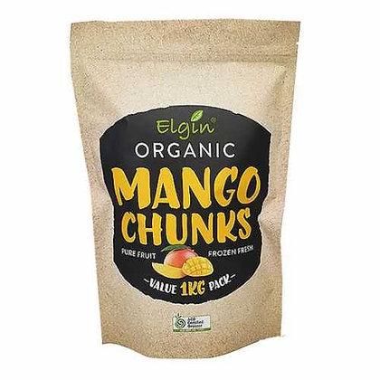 Elgin Organic - Mango Chunks 1kg