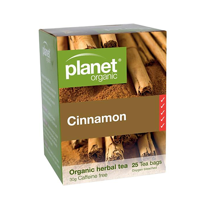 Planet Organic - Cinnamon 250g