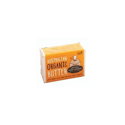 True Organic - Australian Organic Salted Butter 250g