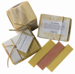 Thurlby Herb Farm - Natural Selection Set of 3 Soap