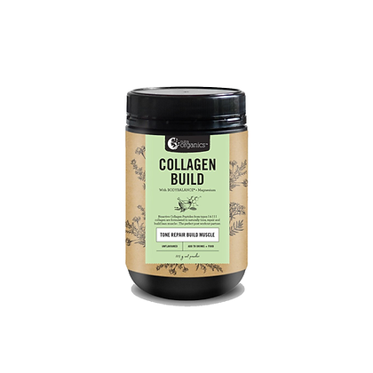 Nutraorganics - Collagen Build 450g