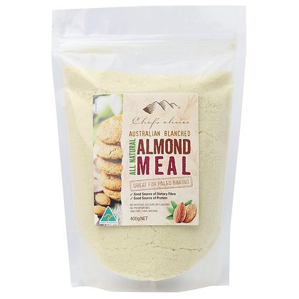 Chefs Choice Dessert - All Natural Australian Blanched Almond Meal 400g