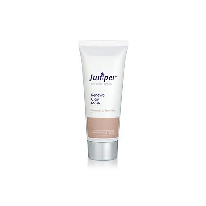 Juniper - Renewal Argile Brightening Clay Mask 100g