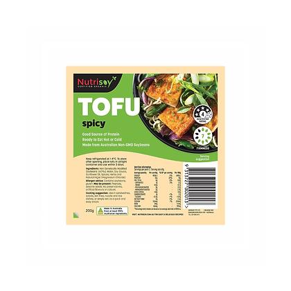 Nutrisoy - Tofu Spicy 200g