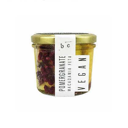 Botanical Cuisine - Pomegranate Mint Macadamia Feta 275g