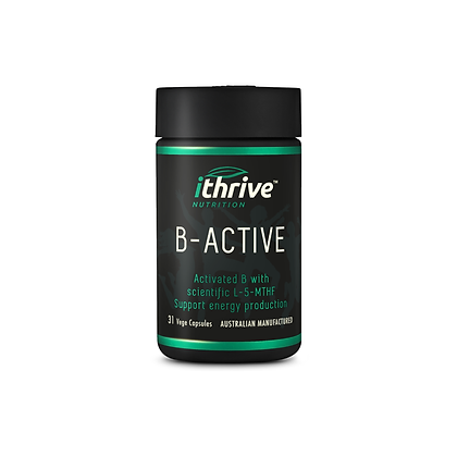 iThrive Nutrition - B Active