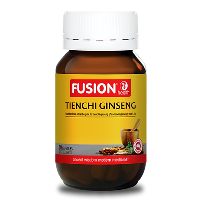 Fusion Health - Tienchi Ginseng 50VC