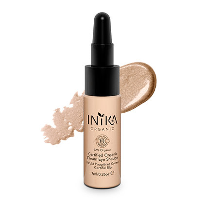 Inika - Certified Organic Cream Eye Shadow 7ml