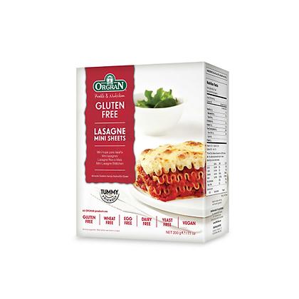 Orgran - Lasagne Mini Sheets 200g