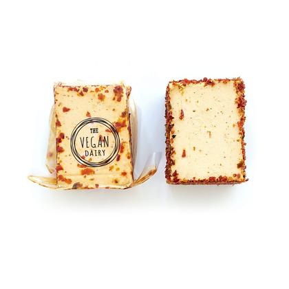 Vegan Dairy - Red Bell Pepper Boursin Cheese