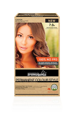 Aromaganic - Permanent Colour Style  7.0N Blonde (Natural)