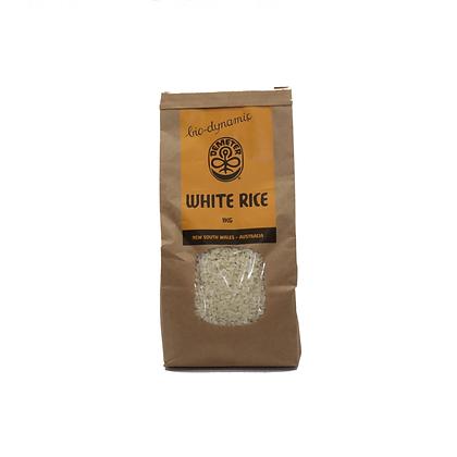 Biodynamic - White Rice Medium Grain 1kg