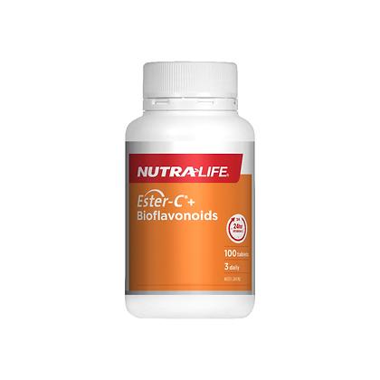 Nutralife - Ester C 1000mg + Bioflavonoids