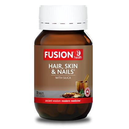 Fusion Health - Hair Skin & Nails